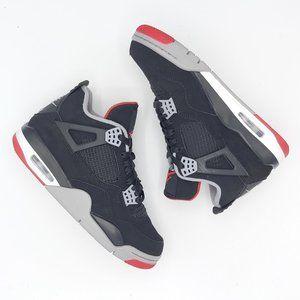 Nike Air Jordan 4 'Bred'
